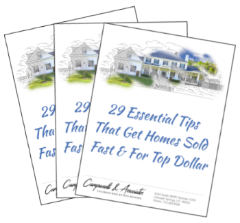 Picture of Free Report - 29 Essential Tips that Get Homes Sold Fast & For Top Dollar