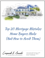 Picture of Free Report - Top 20 Mortgage Mistakes Home Buyers Make